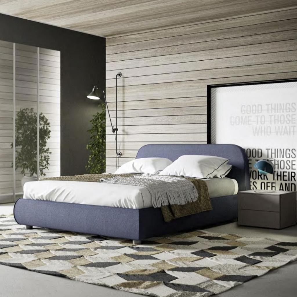 Letto Americano Imbottito Marshall Cattelan : Camere da letto bologna awesome usate