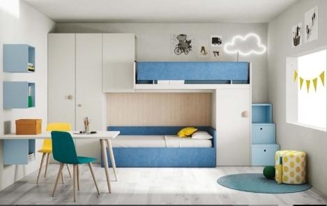Nidi Camerette per bambini e ragazzi | ZTL Home Arredamento Bologna