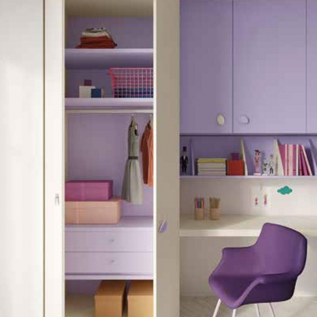 Cameretta room 1 by nidi battistella for Nidi arredamento
