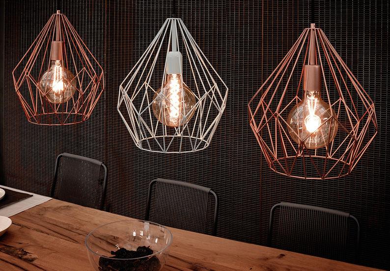 Illuminazione bologna stile industrial