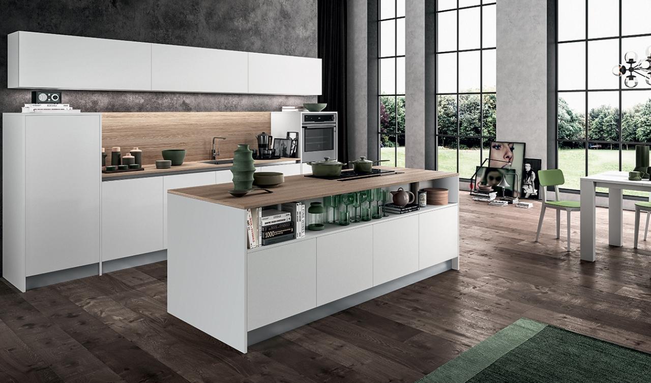 Cucina modello Cloe Arredo3 | ZTL Home Arredamenti Bologna