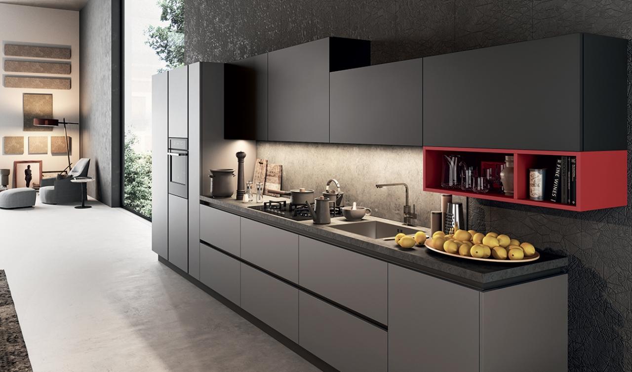 Cucina Modello Time Arredo3 Ztl Home Arredamenti Bologna