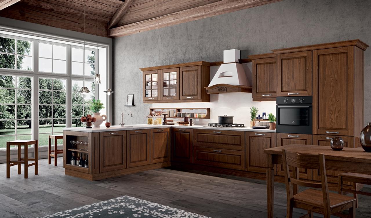 Cucina classica modello Asolo Arredo3 | ZTL Home Arredamenti ...