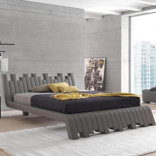 Letto Americano Imbottito Marshall Cattelan : Camere da letto bologna