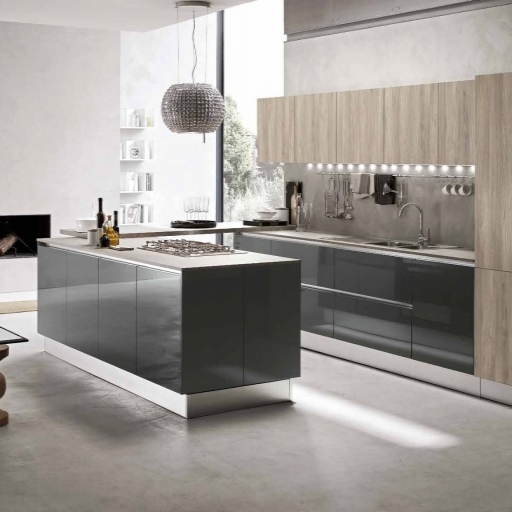 Cucina Blues by Forma 2000