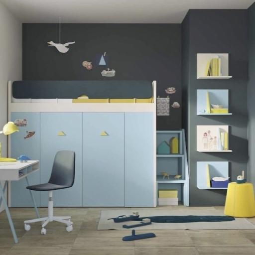 Cameretta Letto A Castello Room 10 By Nidi Battistella