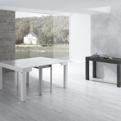 Consolle allungabile magic box by zamagna for Zamagna arredamenti