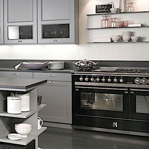Cucine Steel In Acciaio Inox Ztl Home Arredamenti Bologna